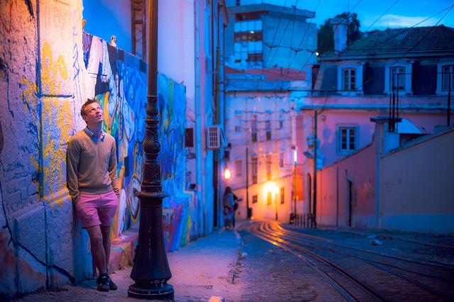 Noche en Lisboa
